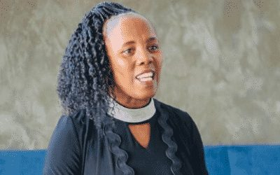 A Note on the Rise by Portia Sithole